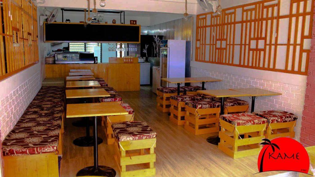 Kame Japanese Restaurant